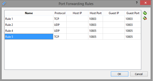 how to add a port forwarding rule videotron