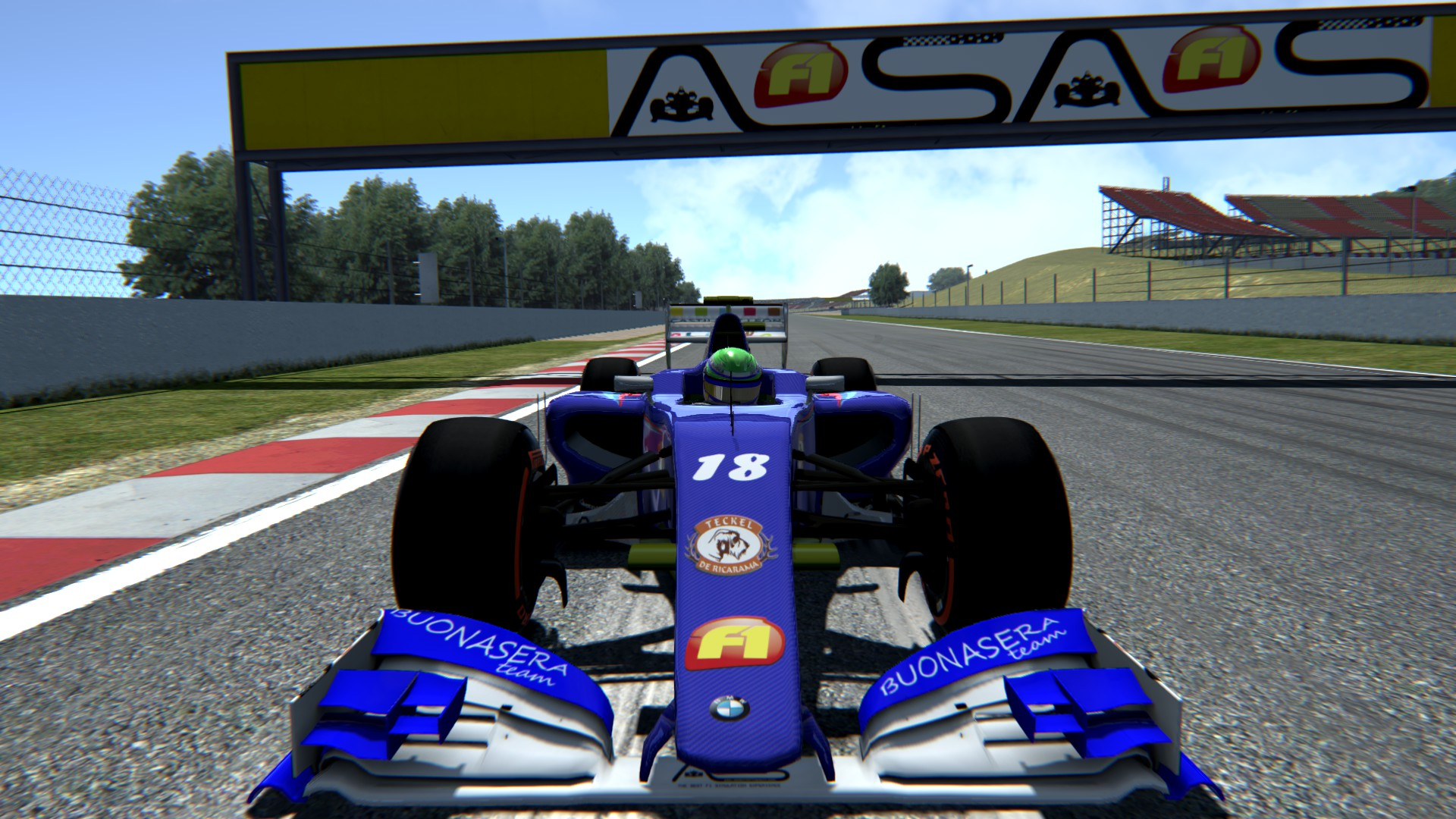 Gp de España F1 Paralela Assetto F1 Spain  61E054983850A11777BD11D76F1FB3D64651A958