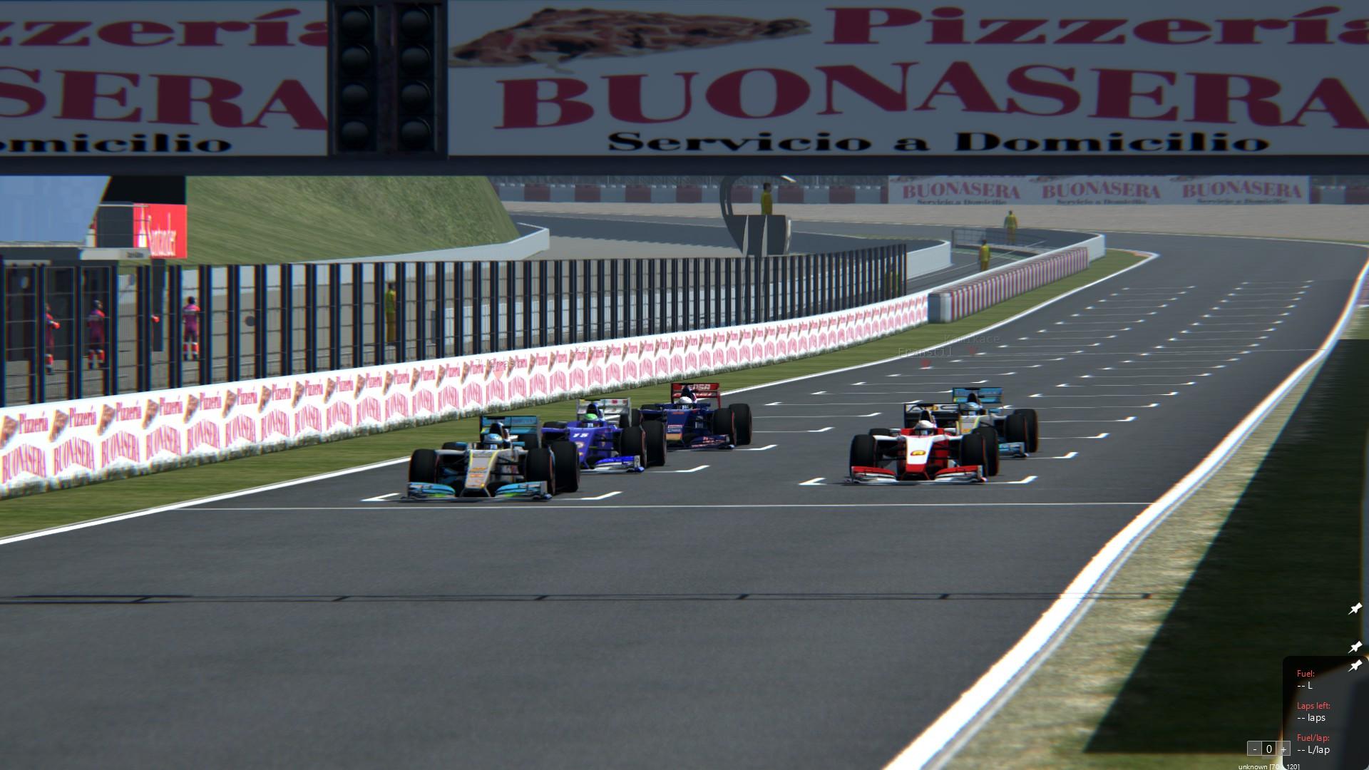 Gp de España F1 Paralela Assetto F1 Spain  9116DE60CAB3C5641C8DB3239AD51D4A8803D8C5