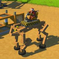 scrap mechanic how to download creations frome stem work shop