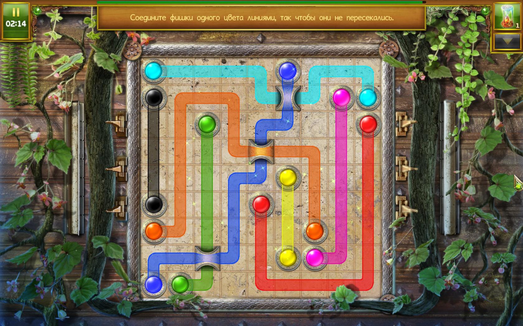 Secrets of the magic puzzlesСекреты волшебных головоломок