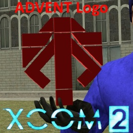 steam workshop advent logo xcom 2. Black Bedroom Furniture Sets. Home Design Ideas