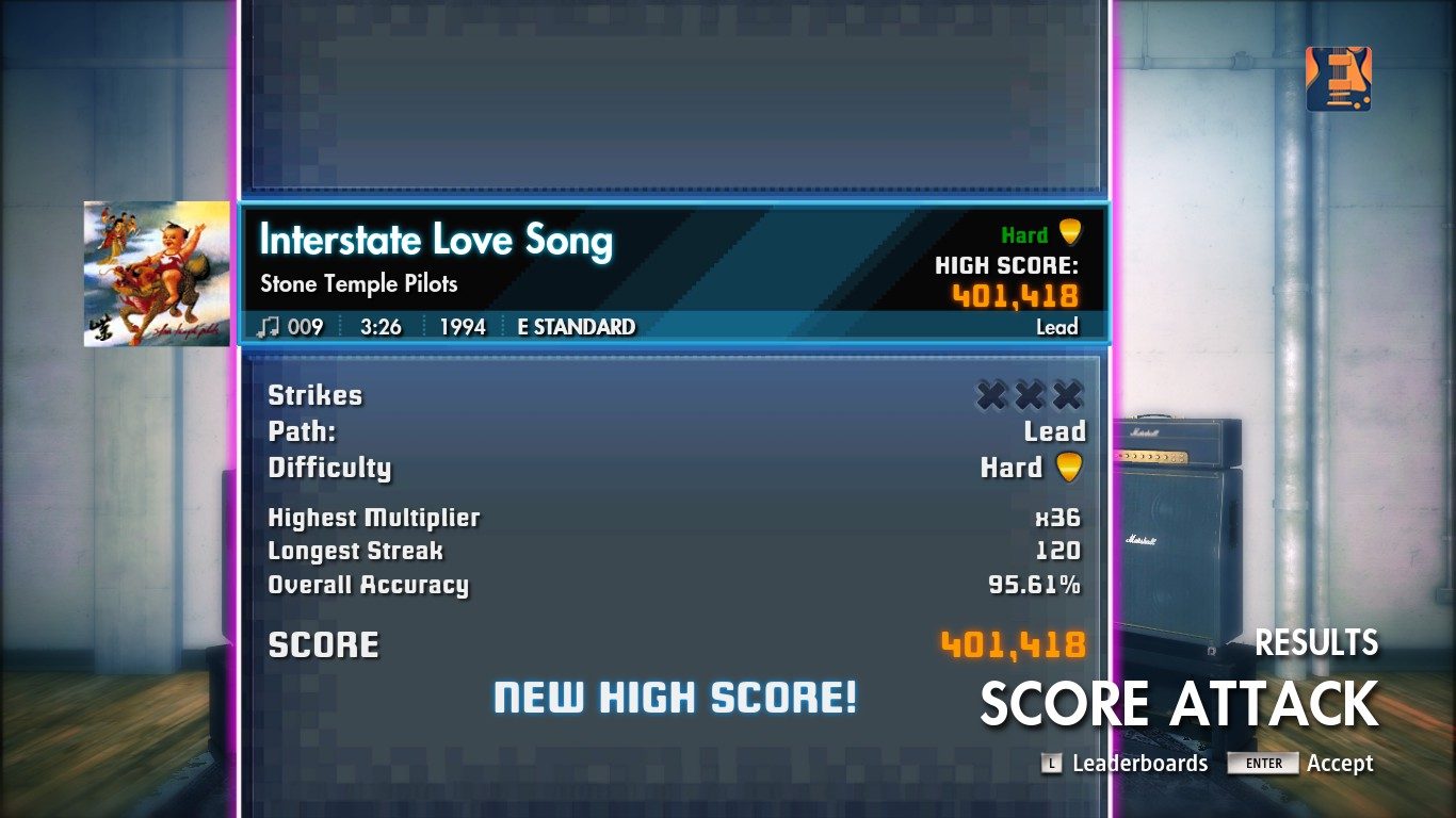 Rocksmith 2014 Guitar Challenge Week 115 Stone Temple Pilots