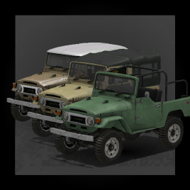 steam workshop toyota fj40. Black Bedroom Furniture Sets. Home Design Ideas