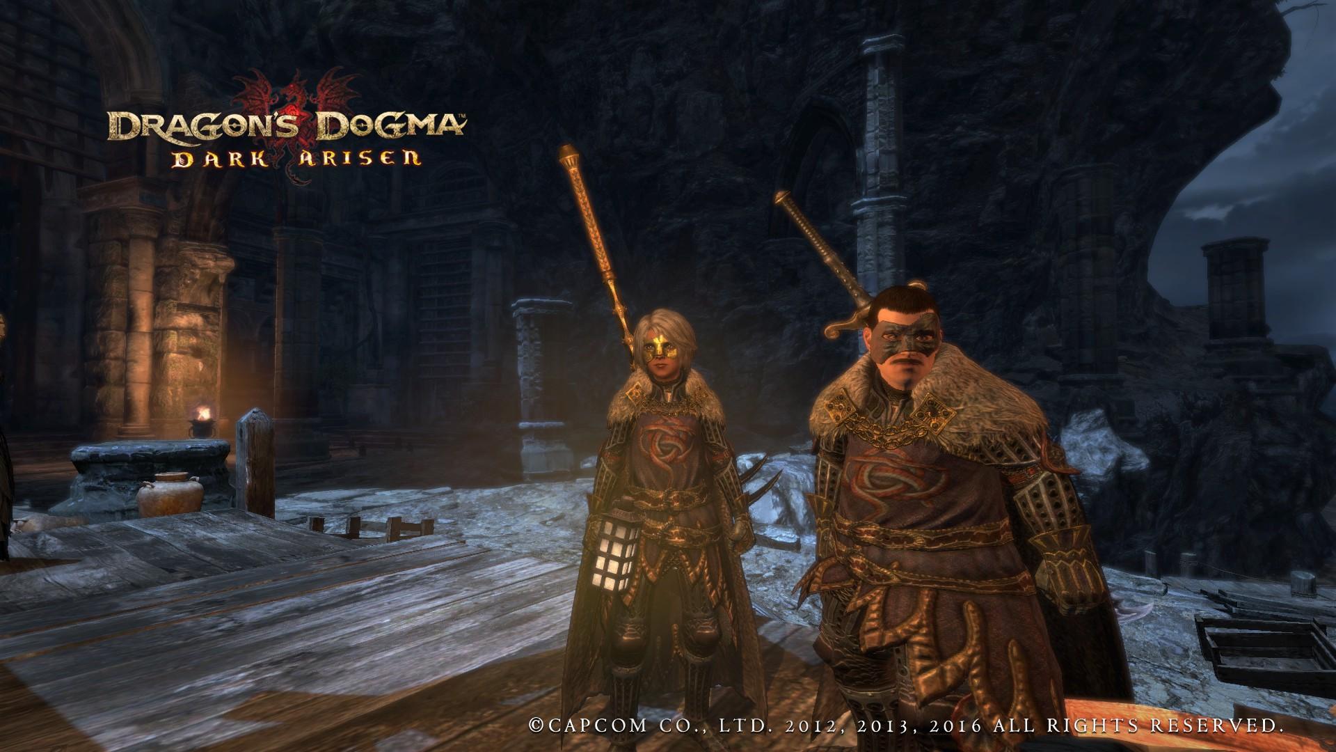 Dragon s dogma dark arisen подарки 92