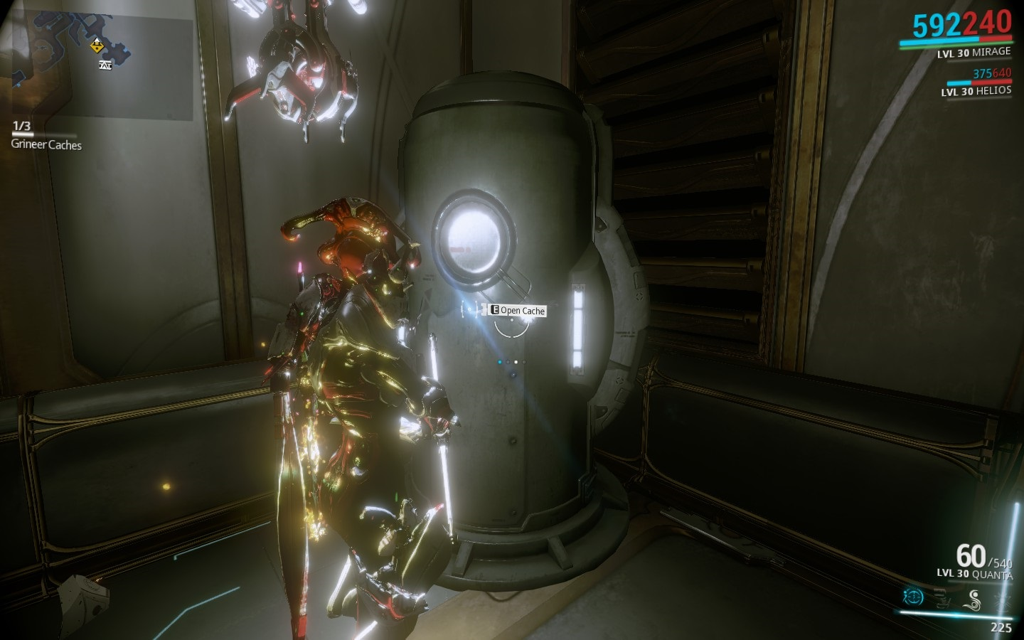 PSA: Grineer Caches spawn in Earth Sabotage Missions ...