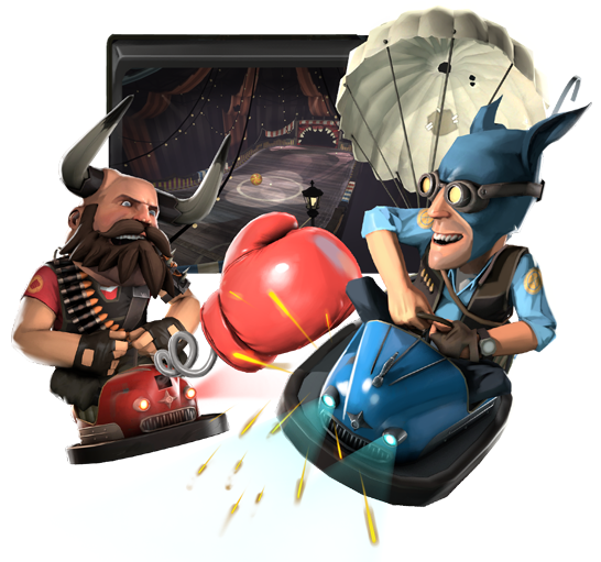 how to use the dueling mini game in tf2