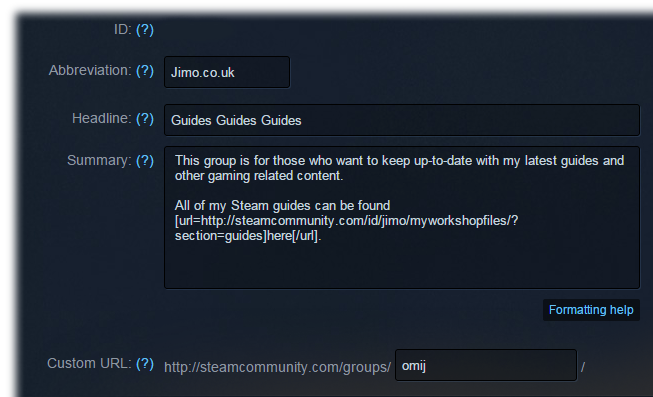 Steam Community Guide Creating A Steam Group