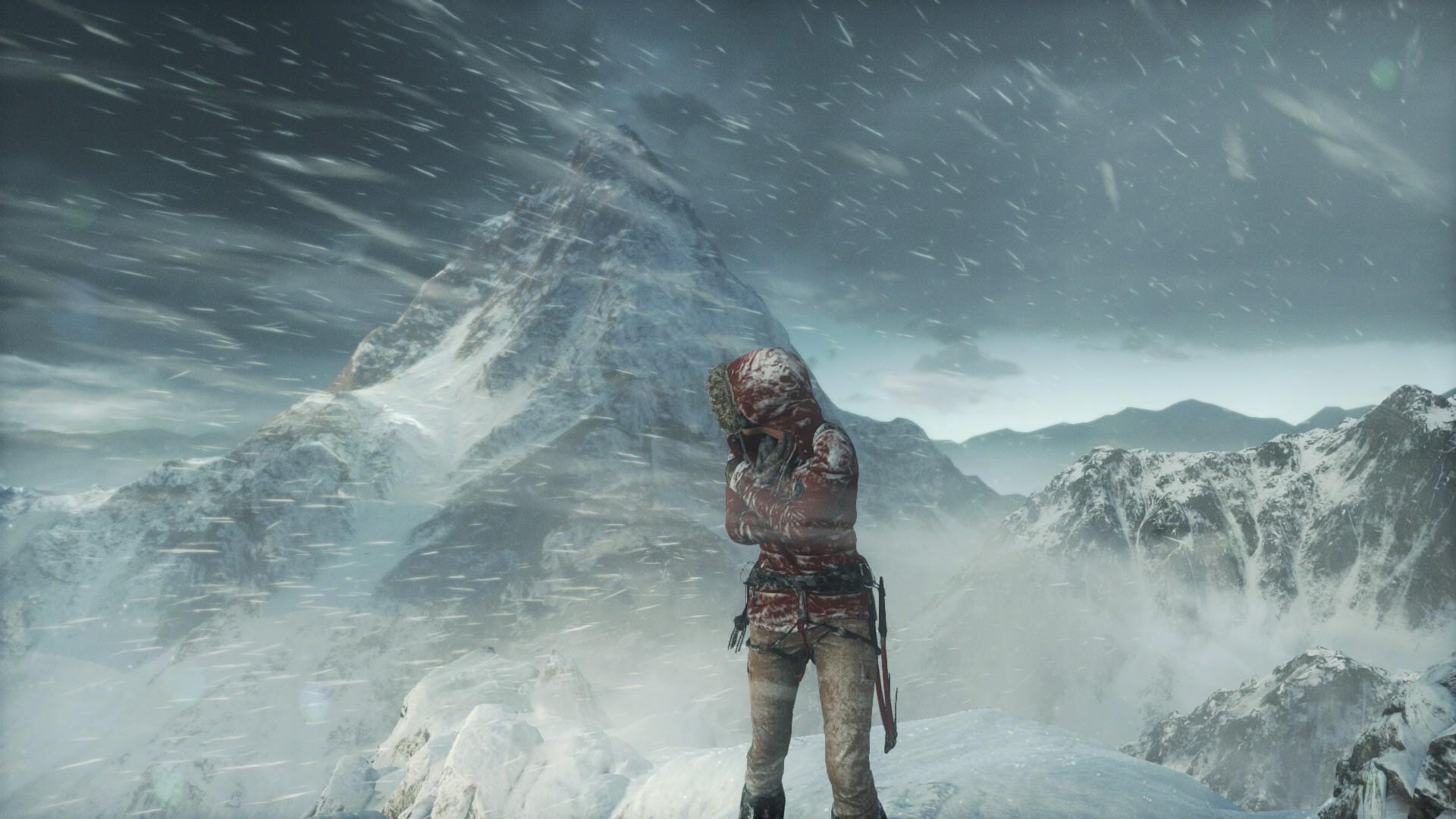 Tomb Raider le reboot de la série 70AC0A1458C7B1F614EFE9EBD42312E82727604A