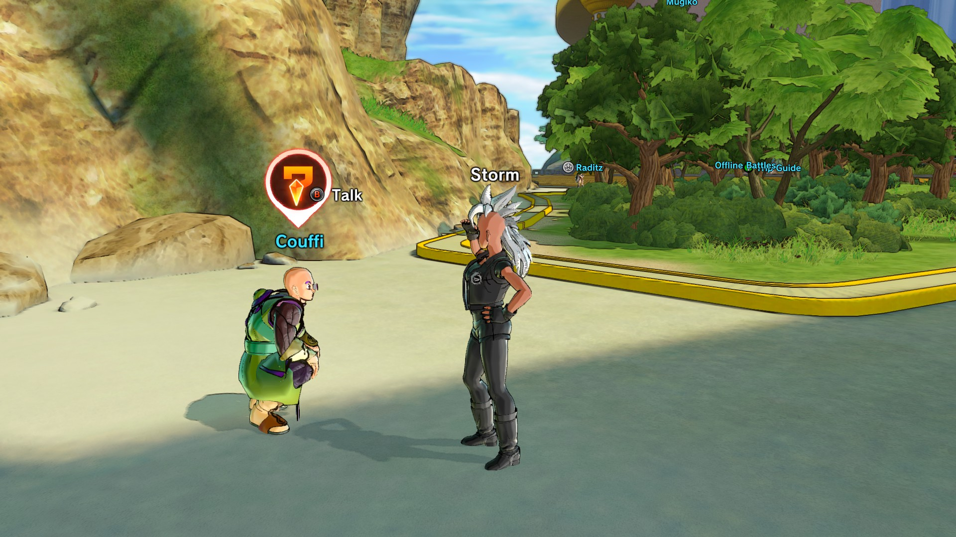 xenoverse 2 how to get bcs file