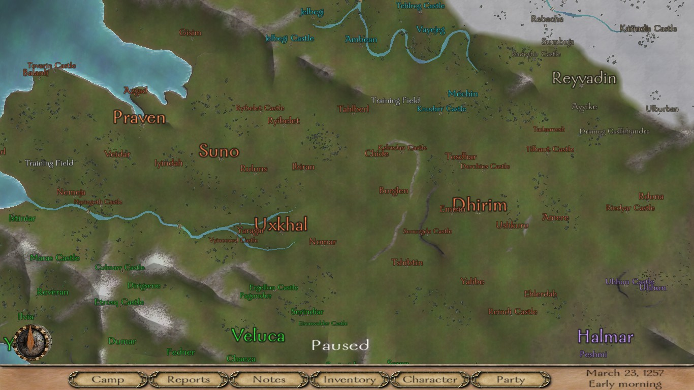 How to Conquer Calradia in Warband foto