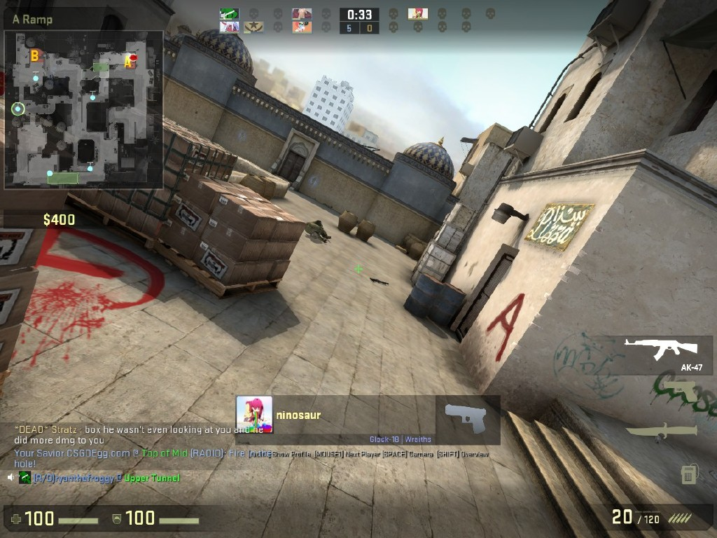 how to get aimbot in cs go console