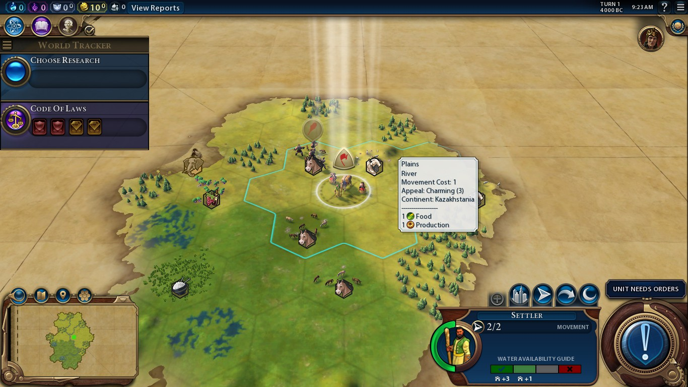 Rivers missing on the map   CivFanatics Forums