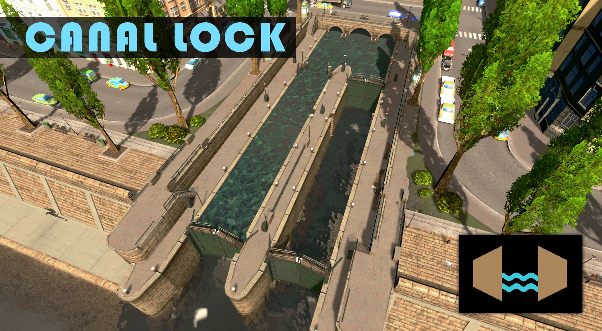 Modular Canals   Paradox Interactive Forums