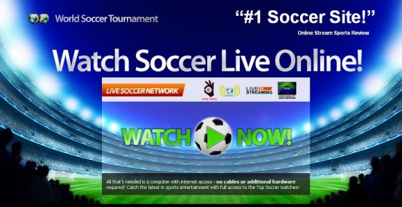 Watch Champions Leagues Soccer Live
