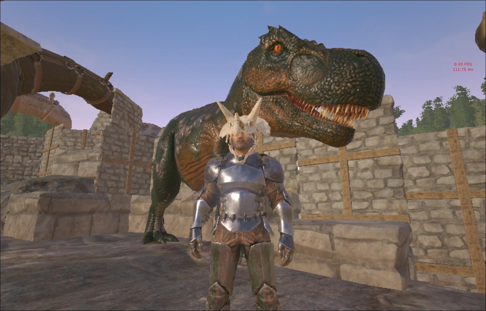 ARK: Survival Evolved: Tame Dinosaurs - Forum - DakkaDakka