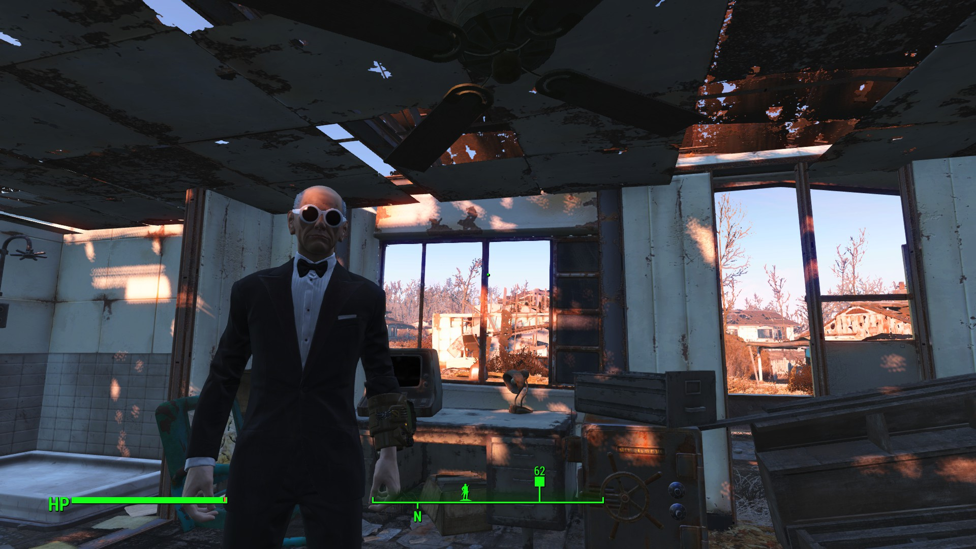 Fallout 4 archer playthrough.....I'm in the danger zone : Fallout