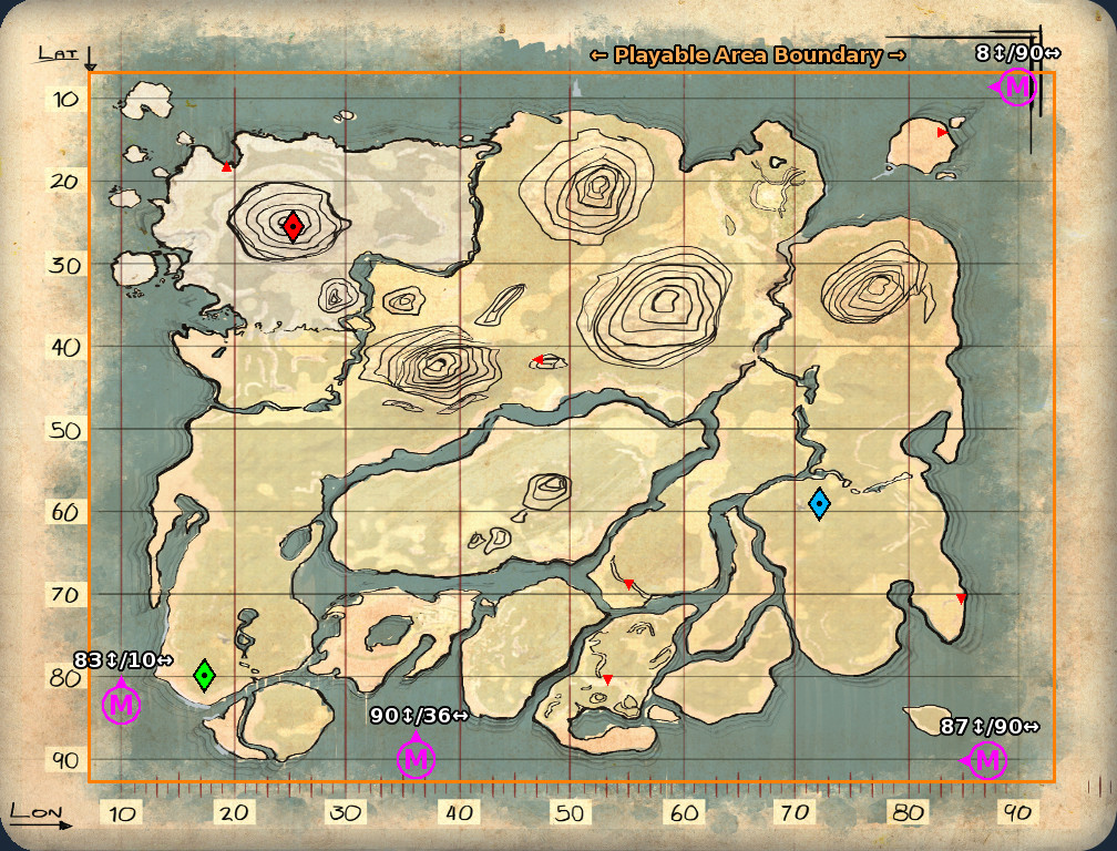 Best Places To Find Pearls On The Island Ark