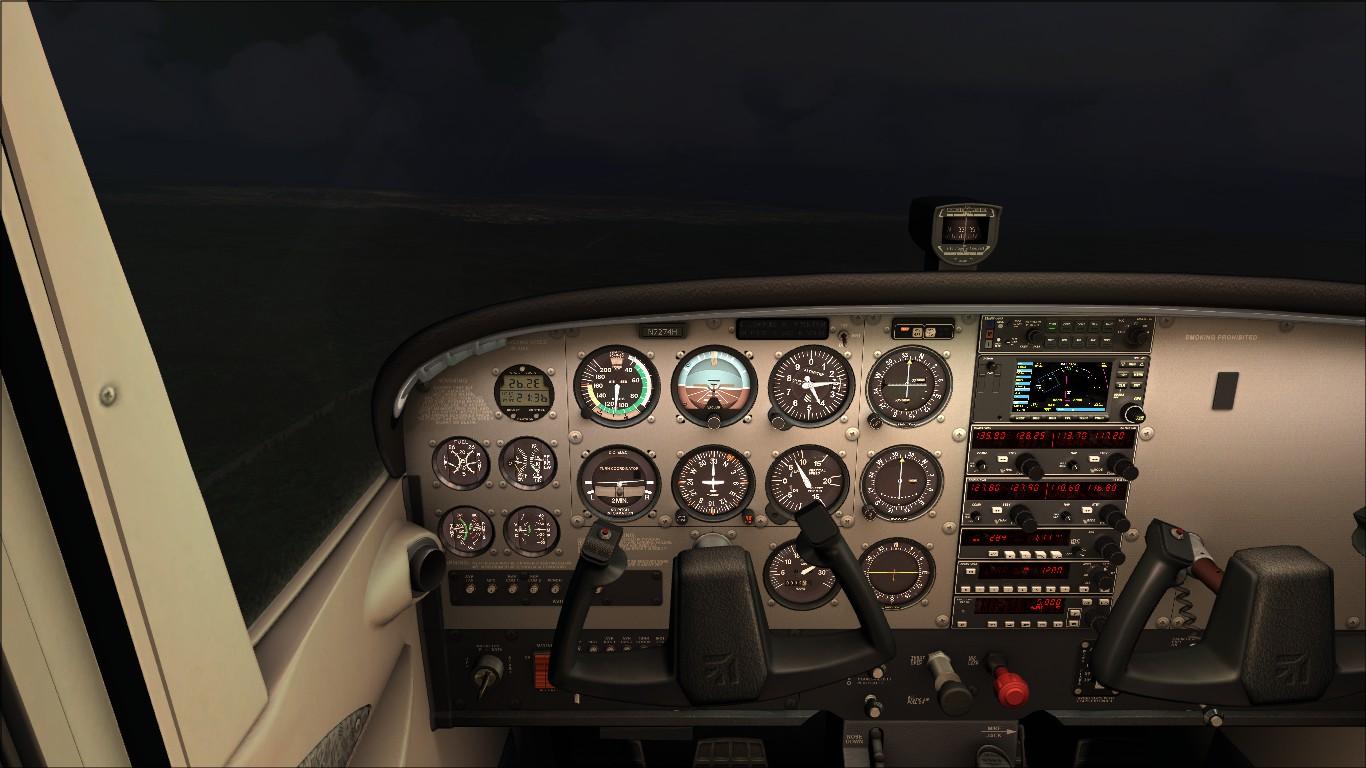 Voando pelo sul brasileiro em um Cessna 172 AC007EE65BF2096875C475FC3C085D4E15FD0D2B