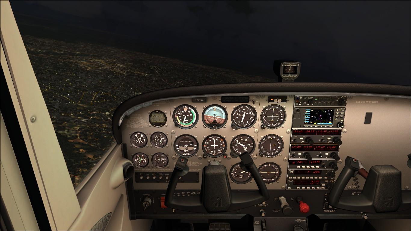 Voando pelo sul brasileiro em um Cessna 172 5B98F8362F1F6884F0FA646FFCC7338516A8AEF5
