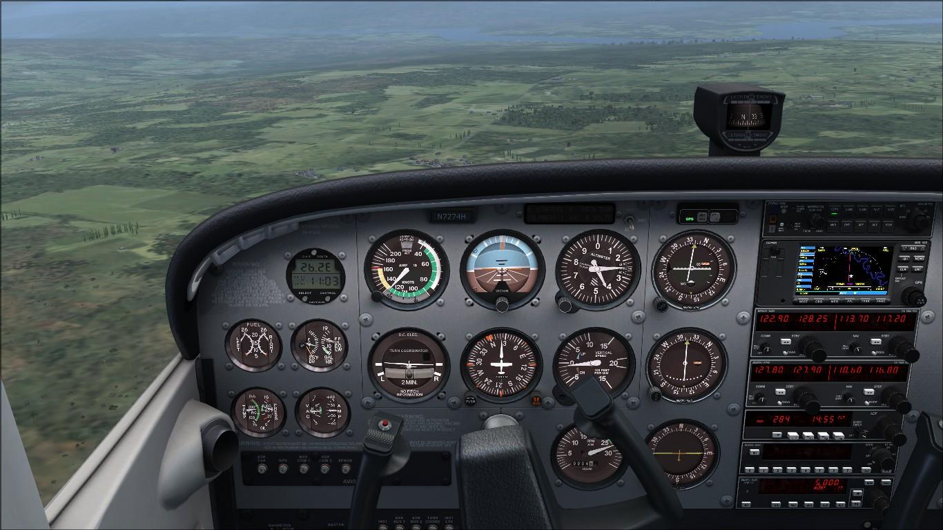 Voando pelo sul brasileiro em um Cessna 172 E46C80A2A290DD1A539DED03F0E2ED4D83037791