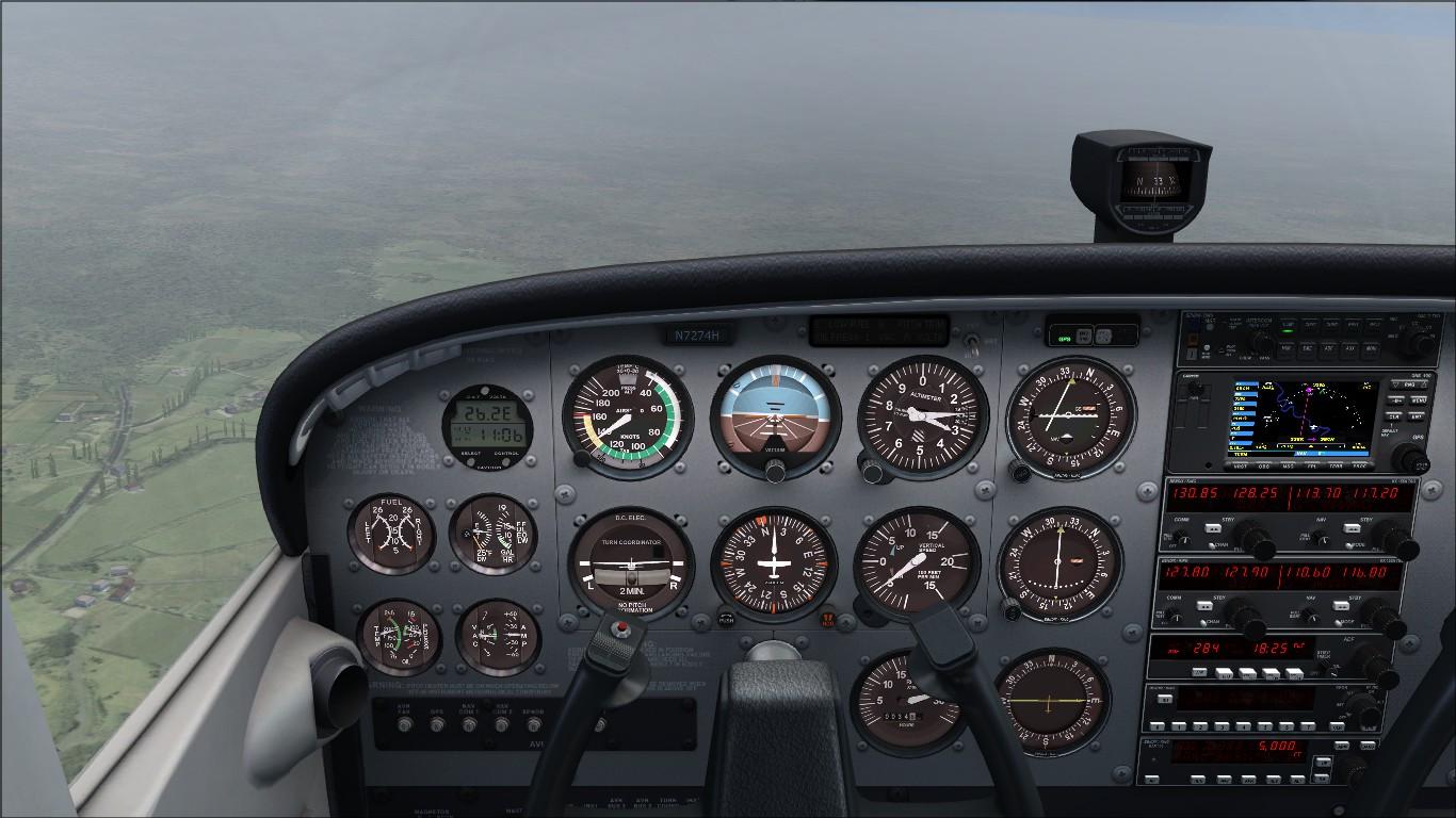 Voando pelo sul brasileiro em um Cessna 172 07AF871C1D805C11FC3761441FE3D56395530136