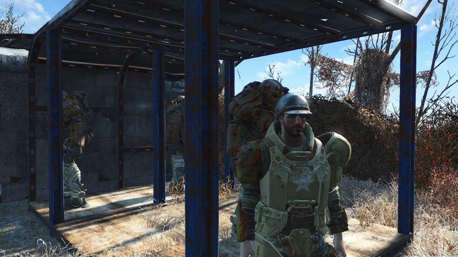 Fallout 4 armors