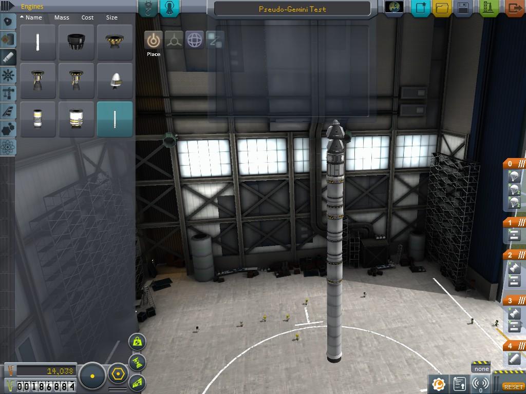 1 0 2] Rockets get stuck on launchpad lvl  2 - Technical