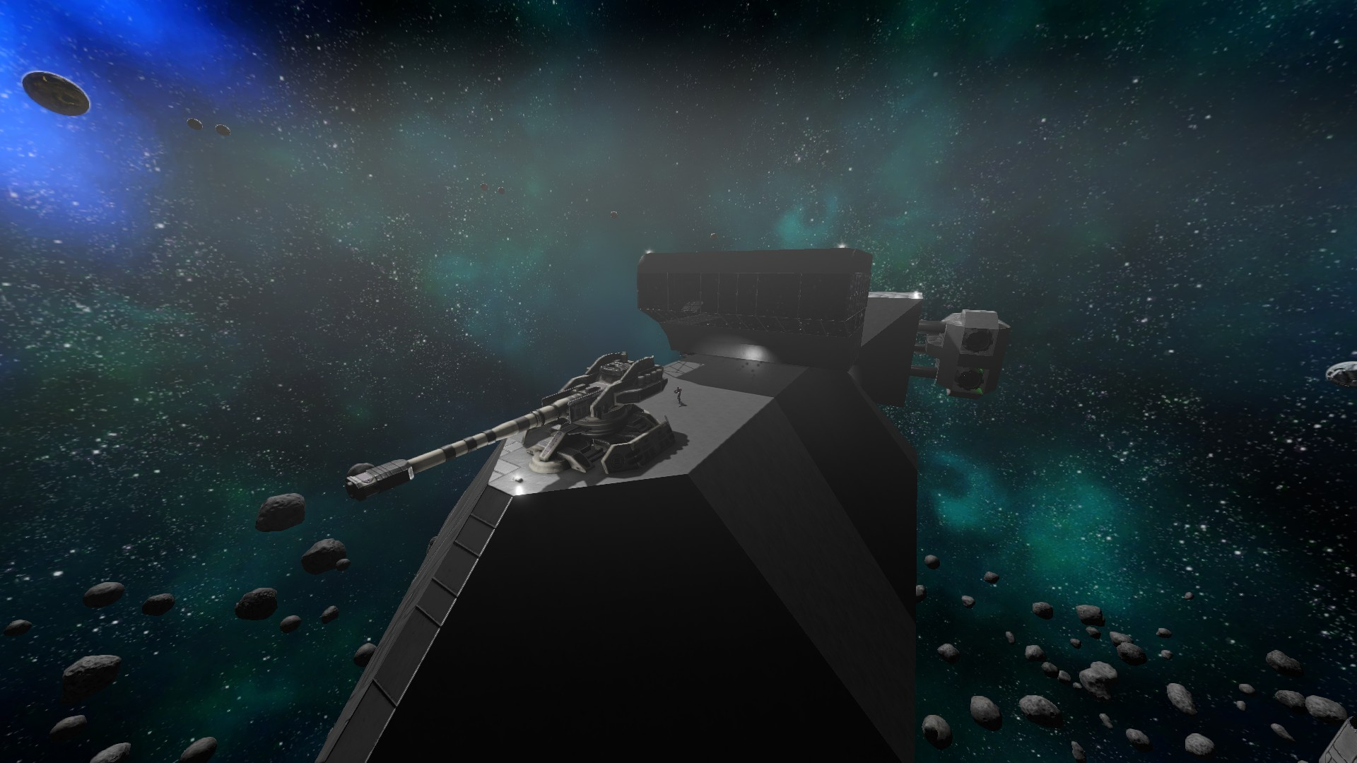 Empyrion - Galactic Survival: Build your own starships PC