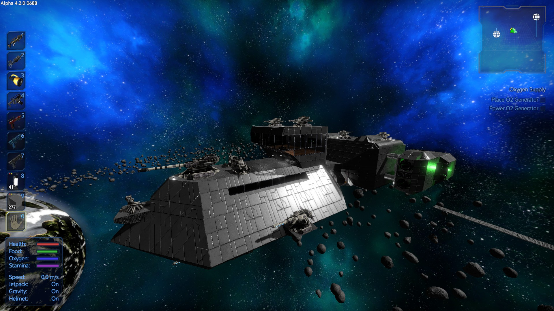 Empyrion - Galactic Survival kickstarter | SpaceBattles Forums