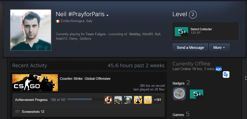 Vac Ban Steam Profile Troll: Steam Community :: Guide :: How To Do A Fake VACban On A