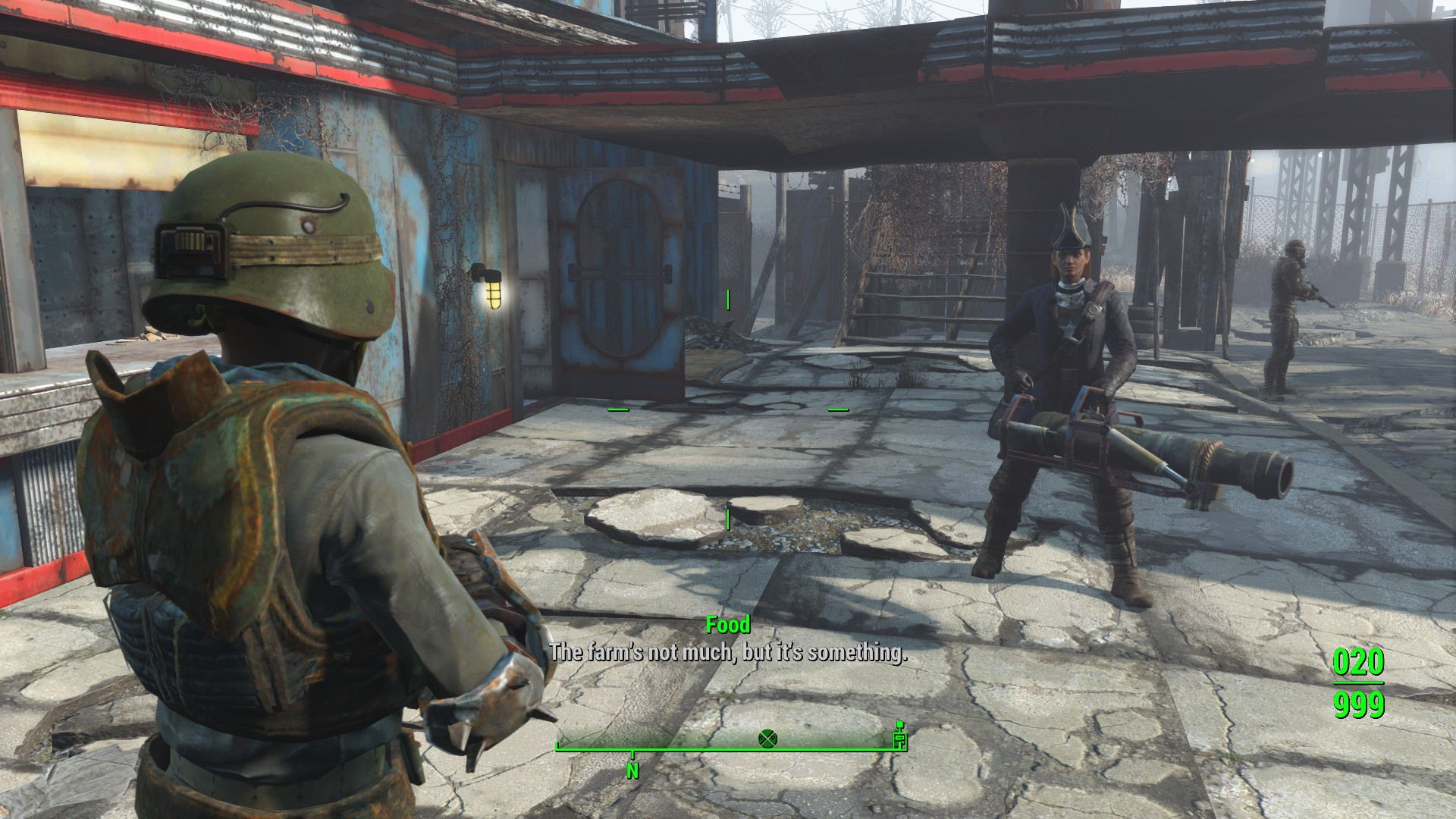 Fallout 4] Settlement Horror Stories or