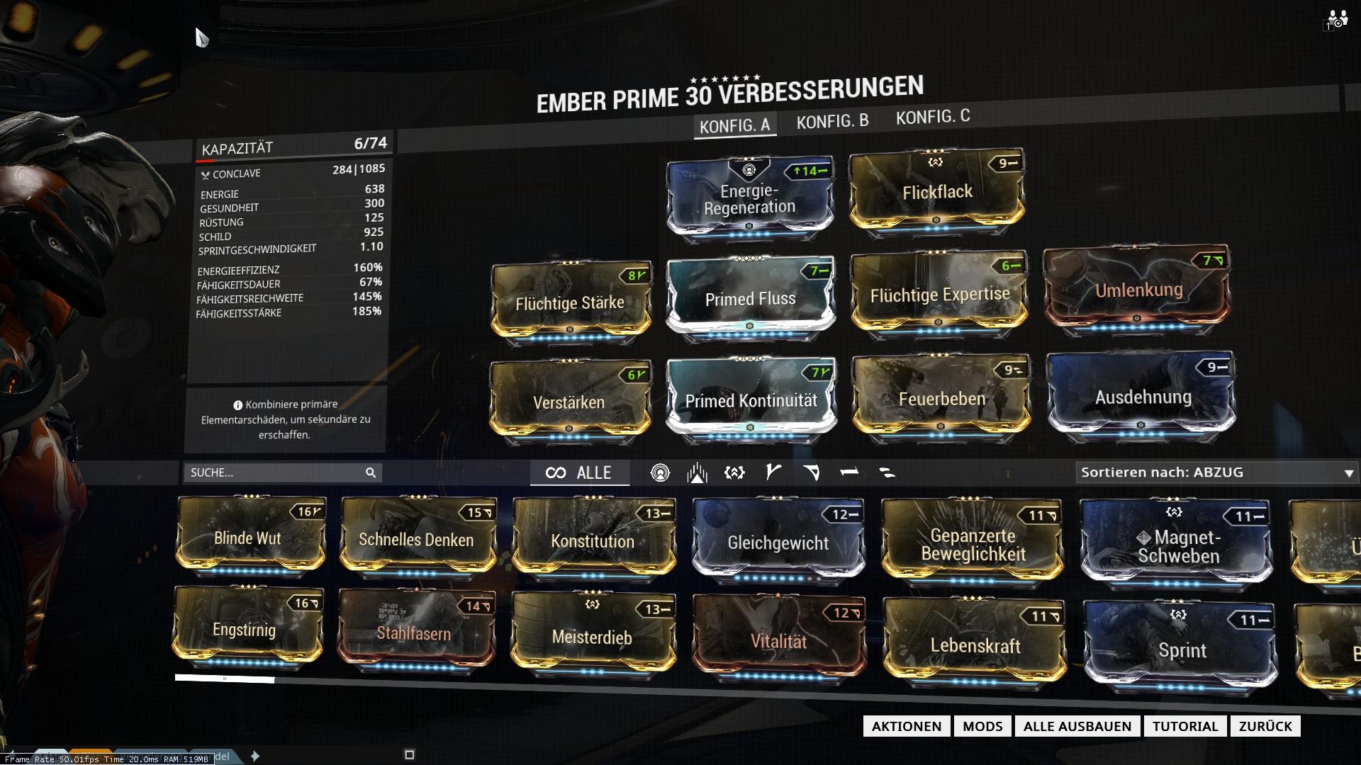 Warframe Boltor Build Deutsch