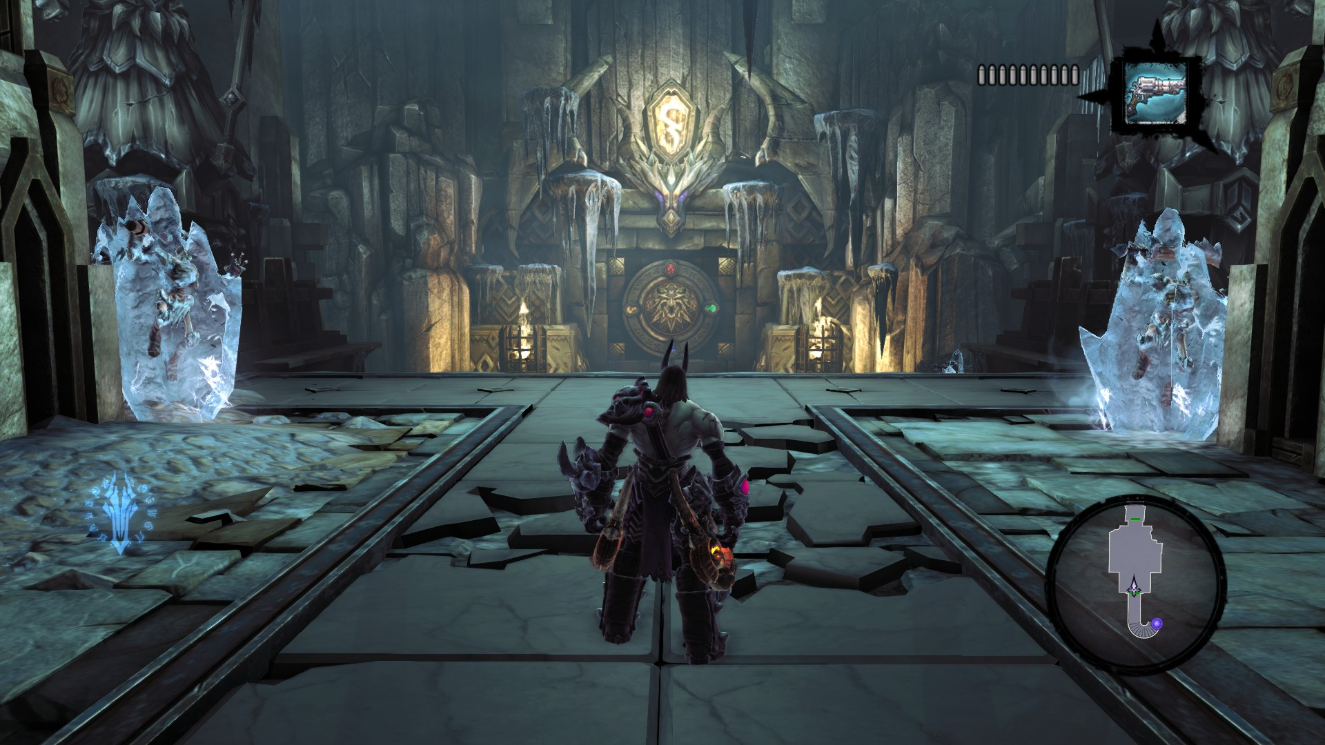 darksiders 2 book of the dead chapter 3 locations