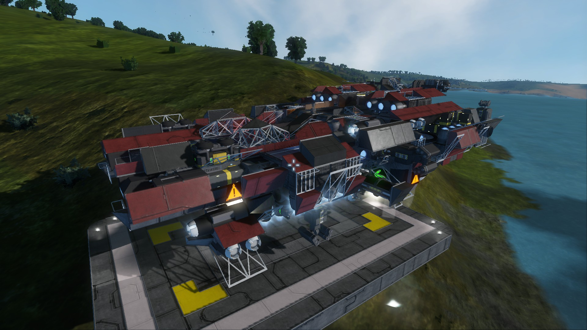 Show off your creations page 119 keen software house forums - Small reactor space engineers gallery ...