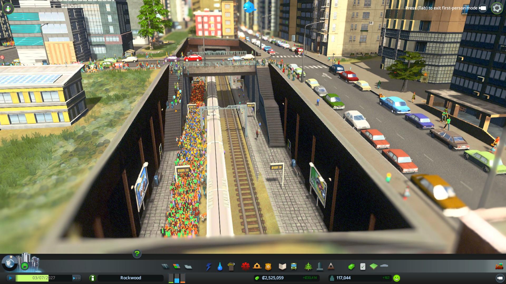 Cities Skylines Vs Deluxe Edition mangera