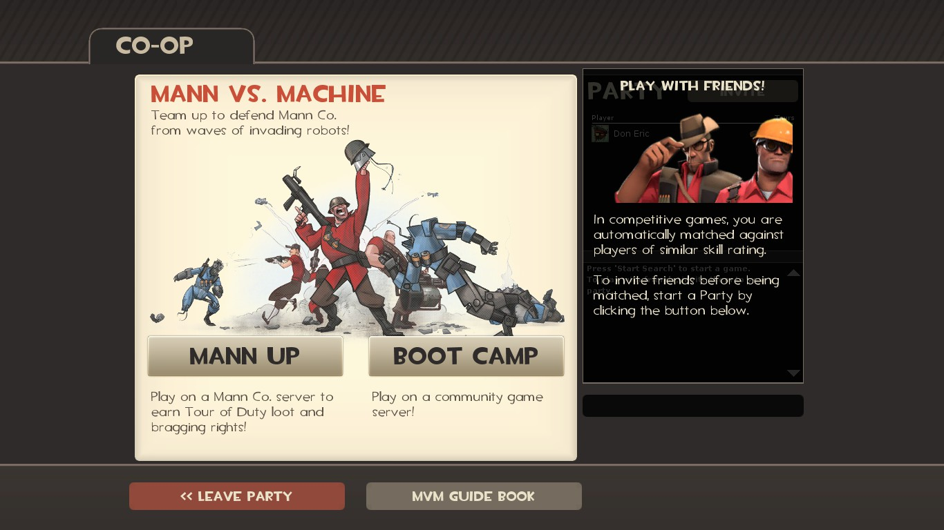 tf2-co-op-matchmaking