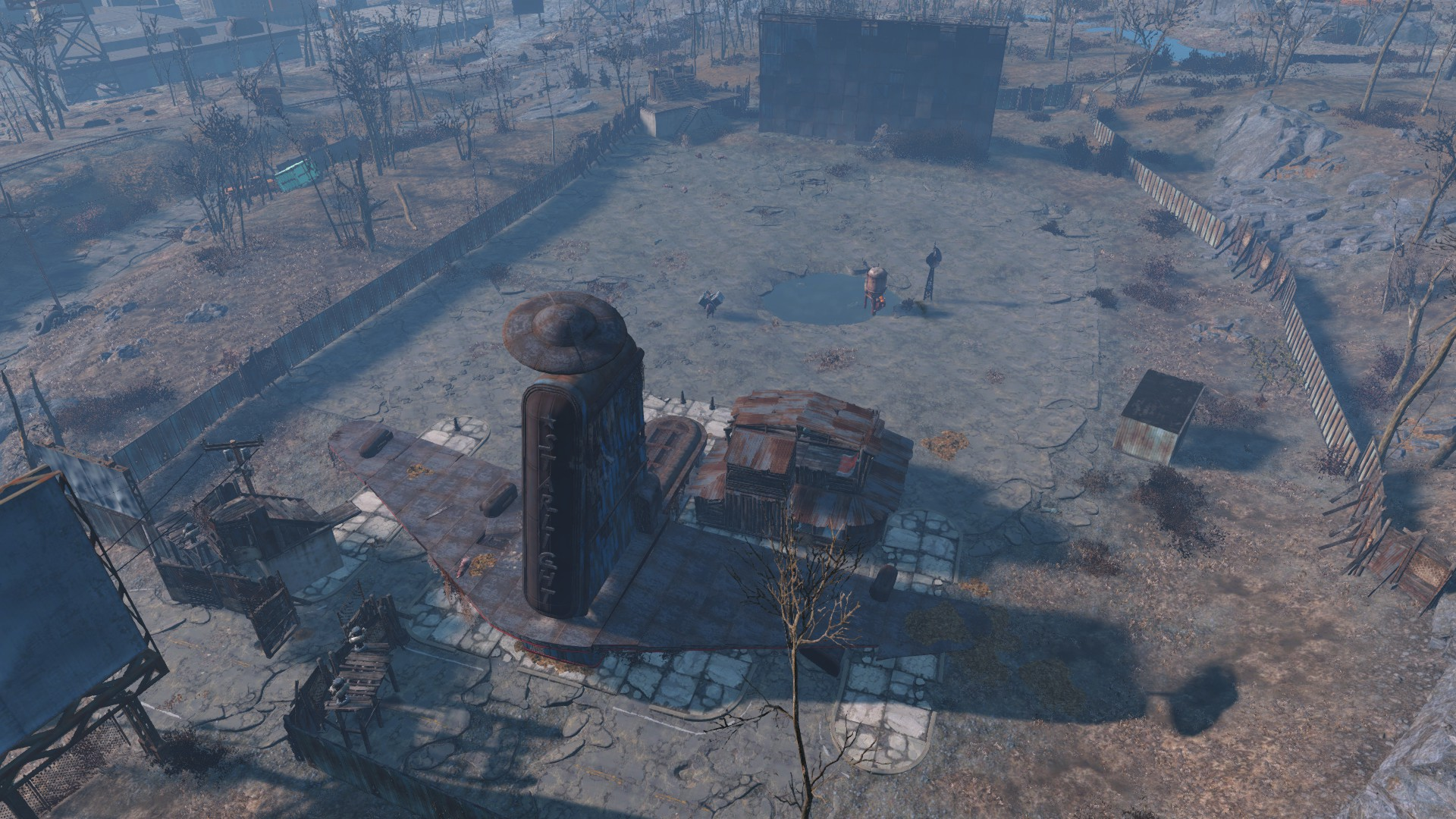 fallout 4 how to connect settlements