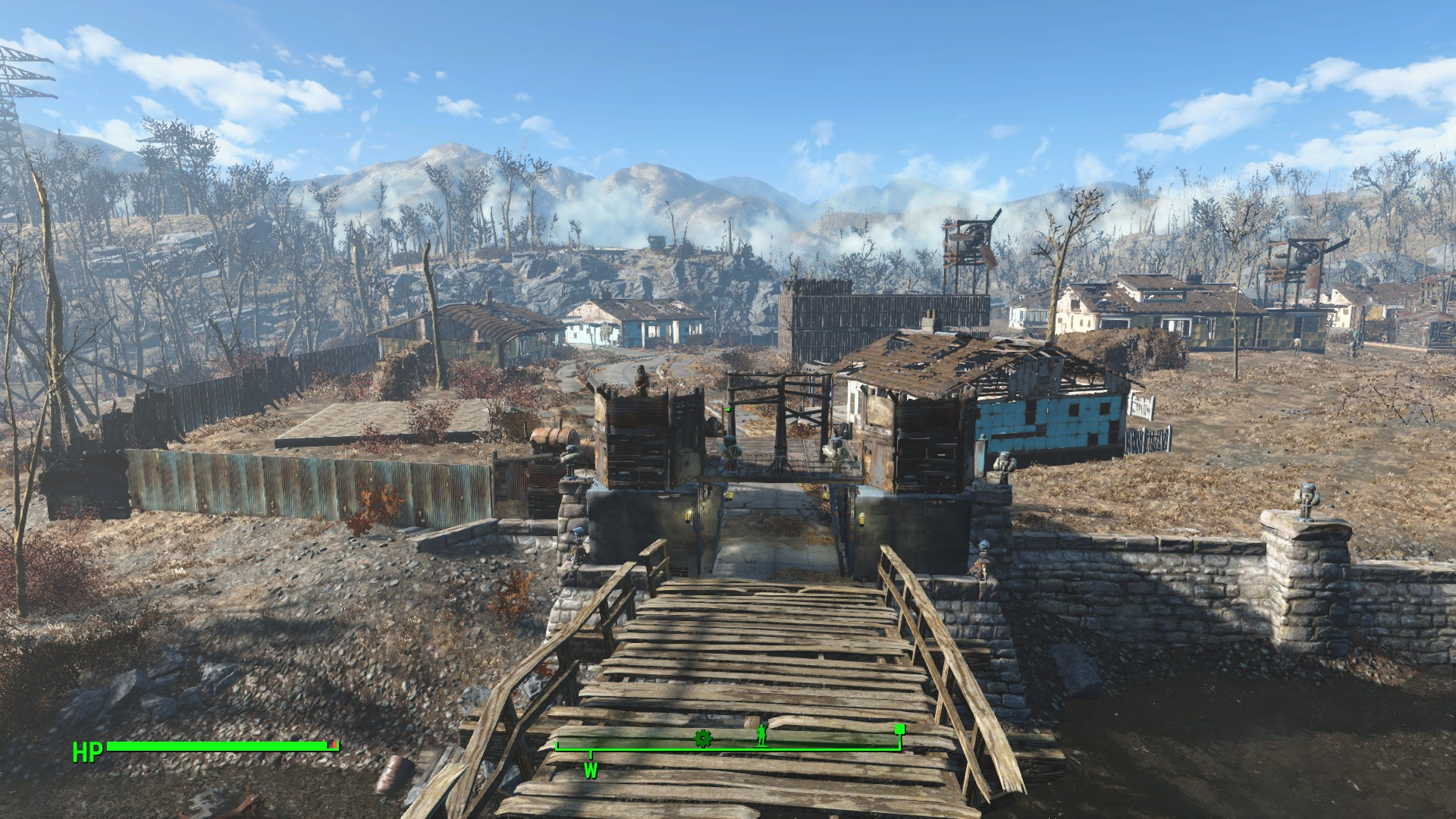 Image gallery settlers 4 wall for Fallout 4 bedroom ideas