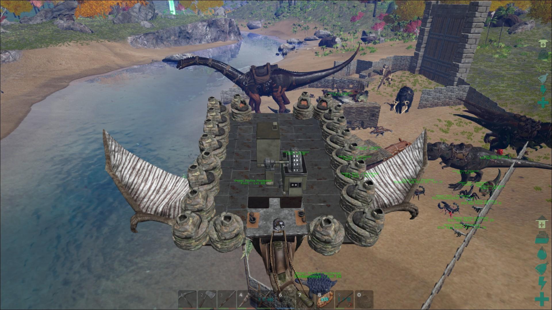 ark survival evolved another dinosaur based survival game ars