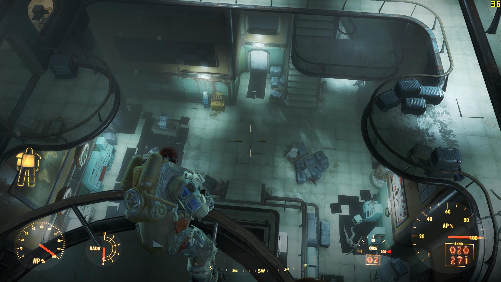 21 9 Fallout 4: Federal Surveillance Center K-21B