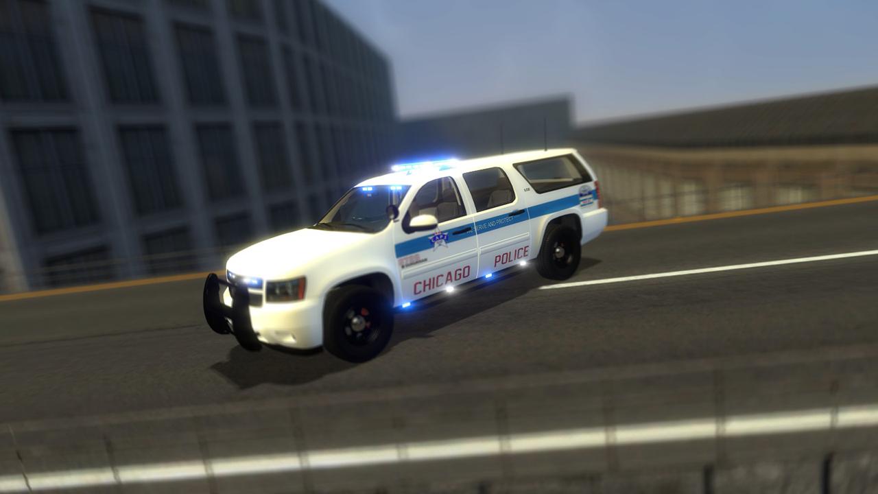New Police Vehicles Chronet