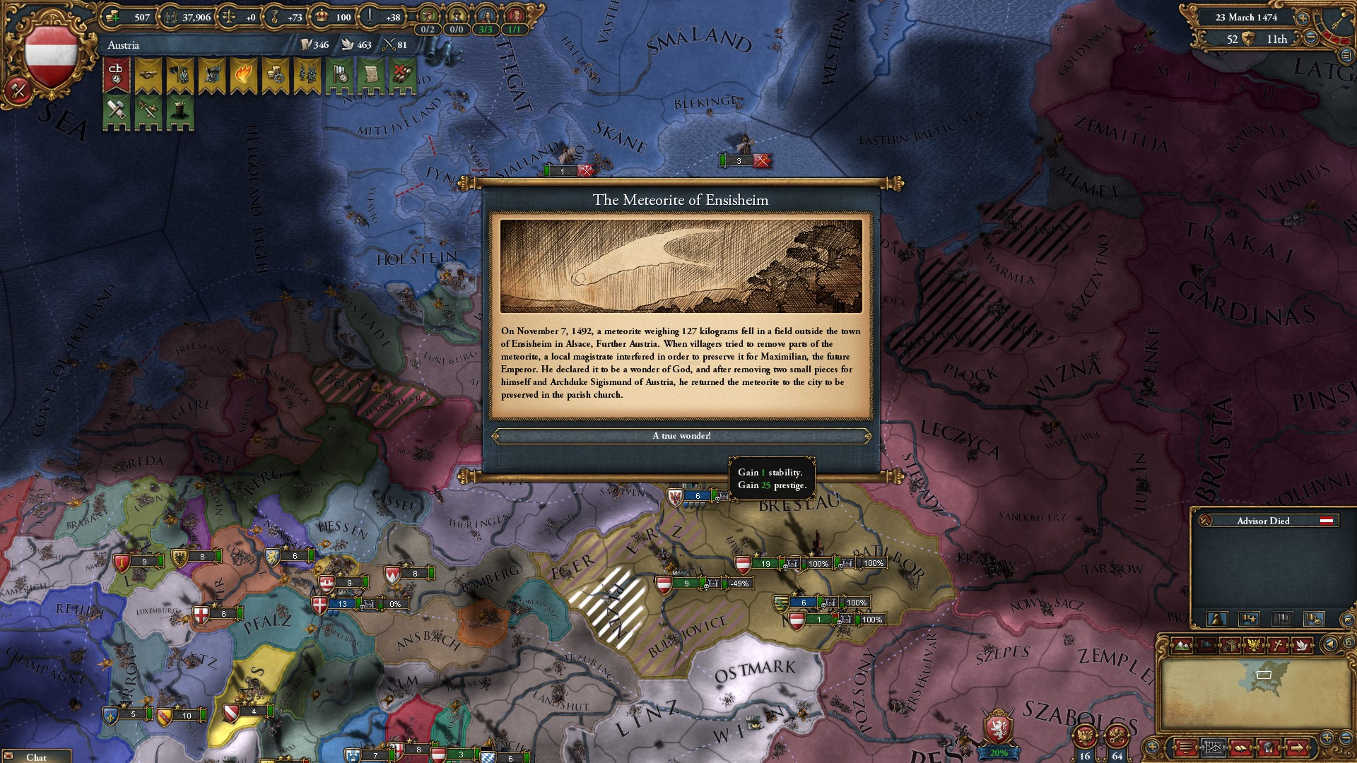 how to kill another countiries ruler europa universalis