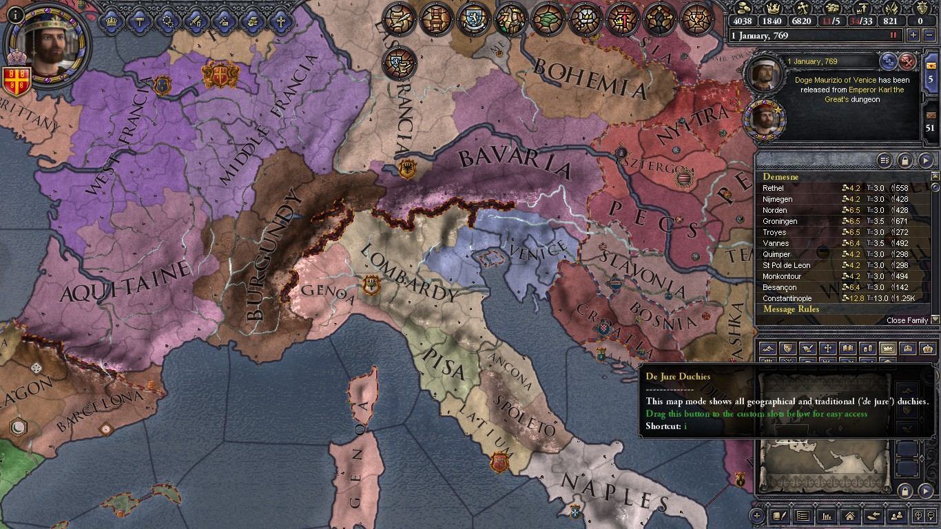 Crusader Kings Ii When All Else Fails I Open My Heart And