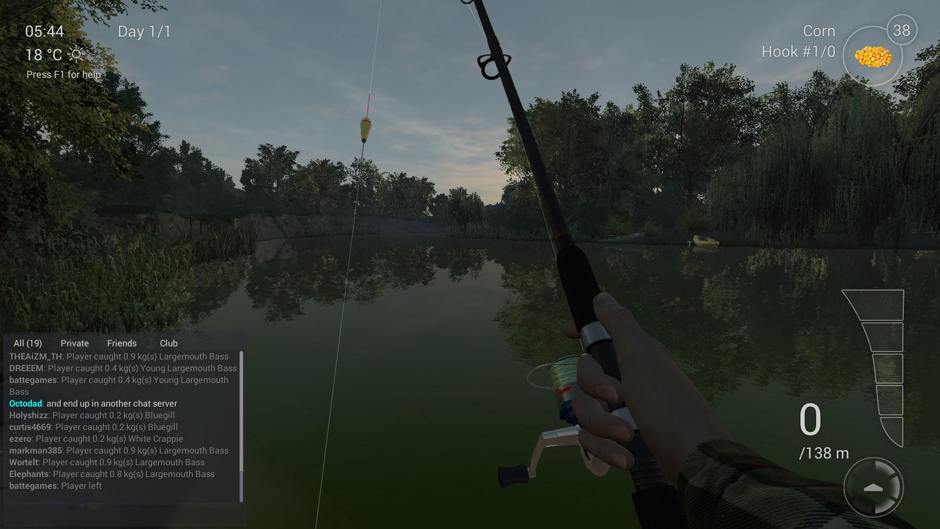 [Fishing Planet] Episode 5 - Neherrin River, North ...