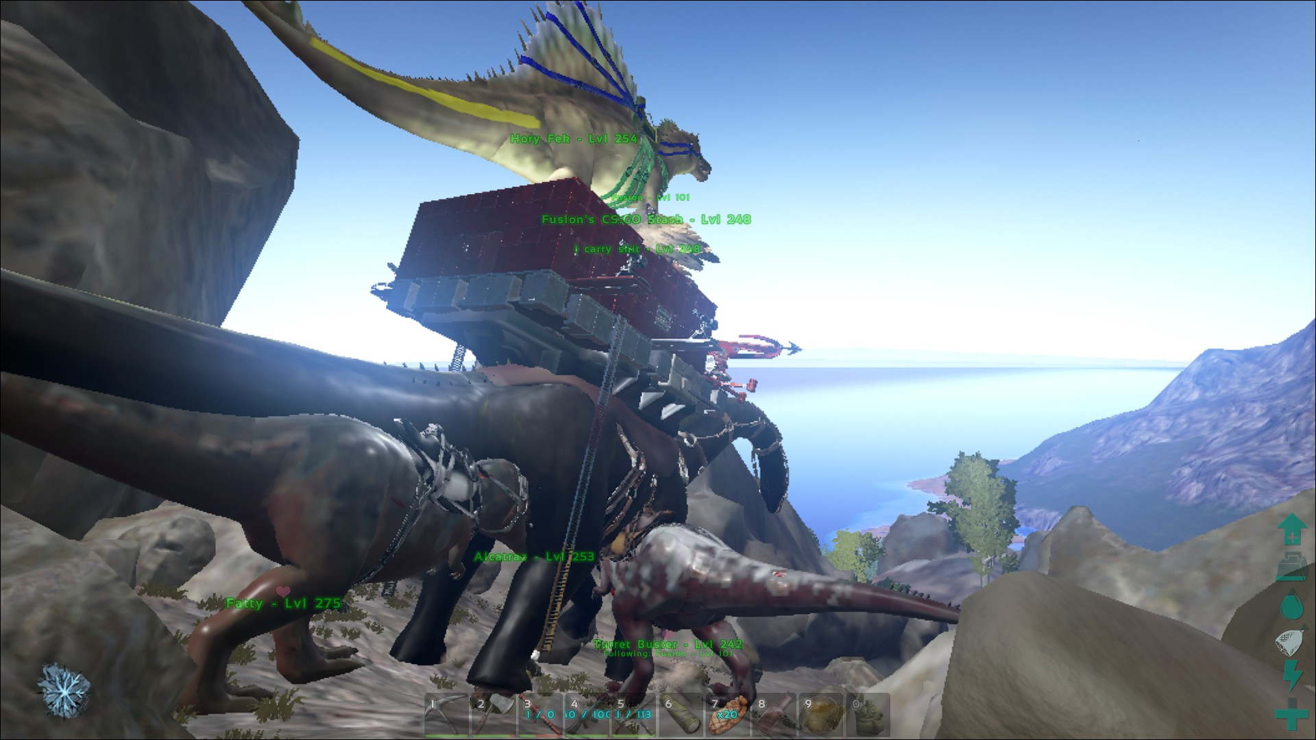 ark survival evolved pa server is live deets in op page 77