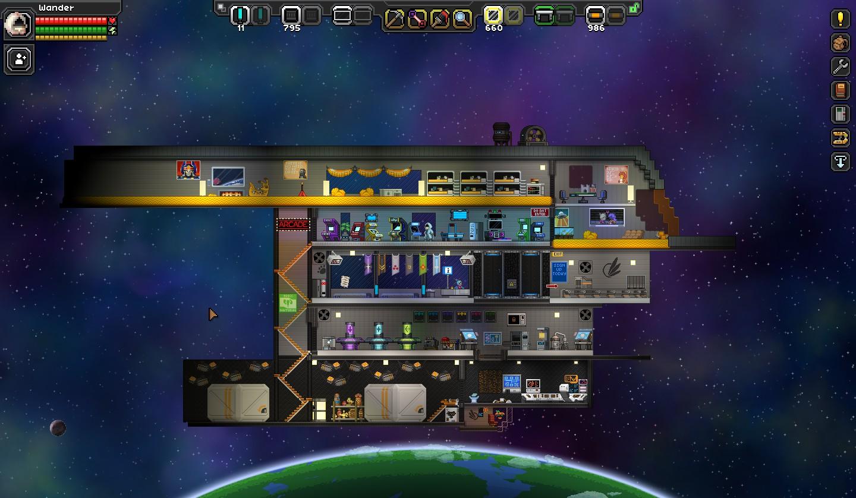 Ship World File Starbound Server - xilusbooster