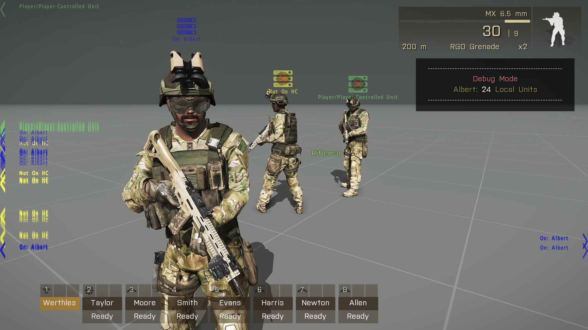 Werthles' Headless Module - ARMA 3 - ADDONS & MODS: COMPLETE
