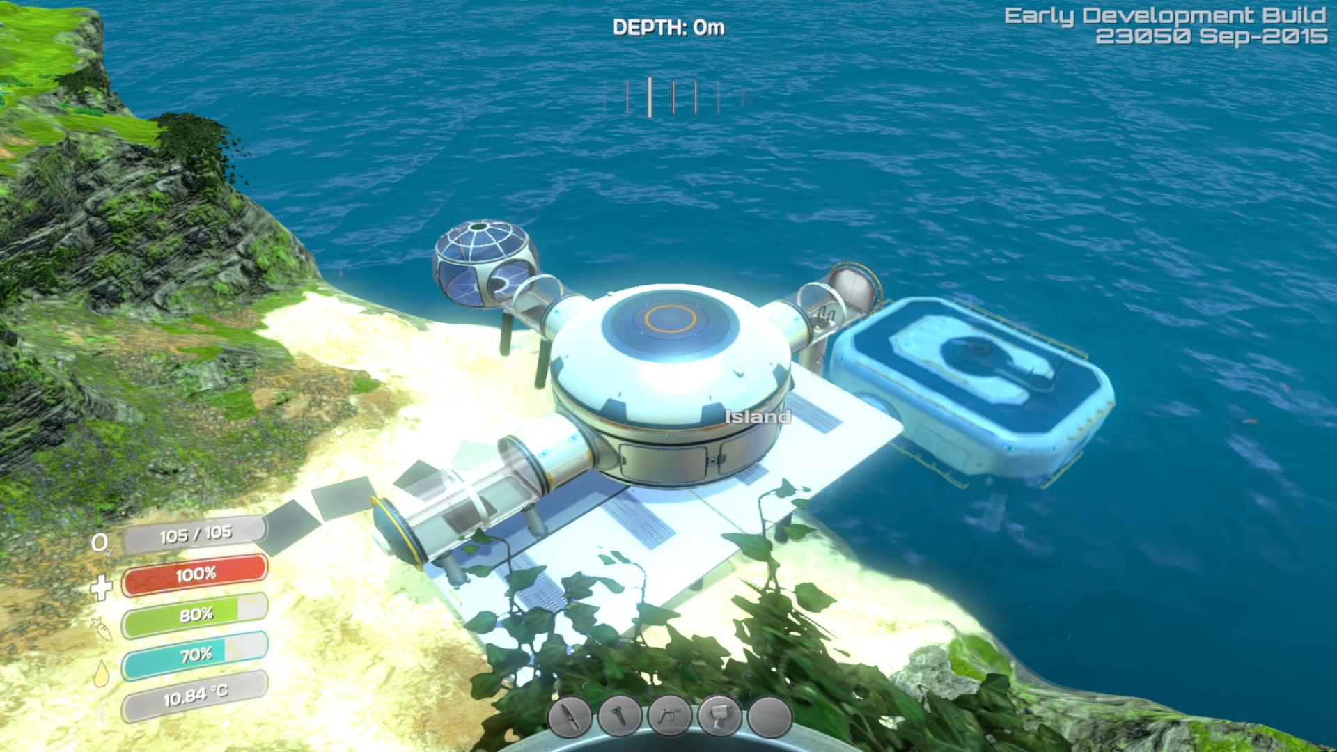 Subnautica Base Building Guide