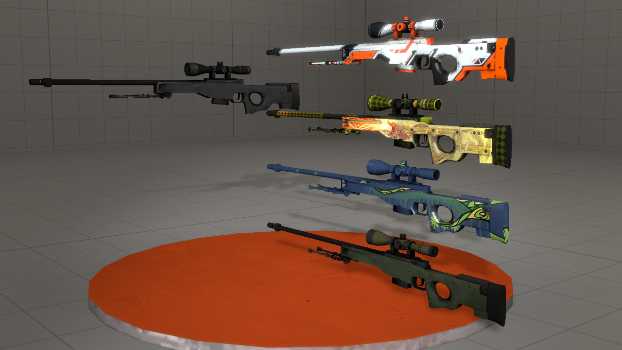 Cs go weapon skins id steam vr download
